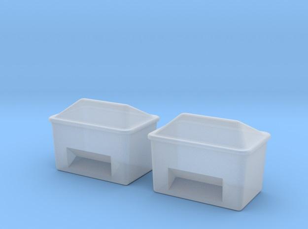 [TJ-Modeles] Accessoires en impression 3D - Echelle H0 Tj-h0114