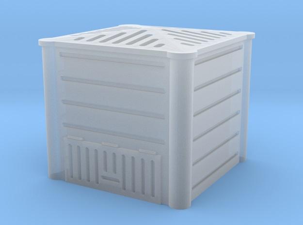 [TJ-Modeles] Accessoires en impression 3D - Echelle H0 Tj-h0116