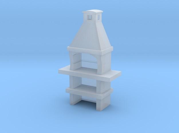 [TJ-Modeles] Accessoires en impression 3D - Echelle H0 Tj-h0119
