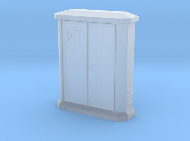 [TJ-Modeles] Accessoires en impression 3D - Echelle H0 Tj-h0121
