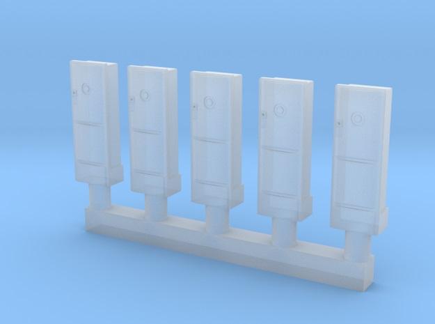 [TJ-Modeles] Accessoires en impression 3D - Echelle H0 Tj-h0123