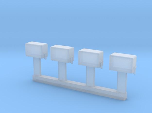 [TJ-Modeles] Accessoires en impression 3D - Echelle H0 Tj-h0412