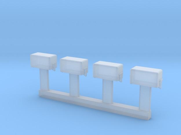 [TJ-Modeles] Accessoires en impression 3D - Echelle H0 Tj-h0413