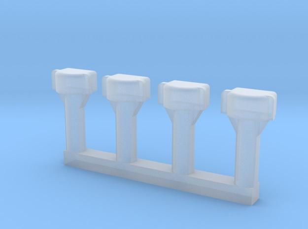 [TJ-Modeles] Accessoires en impression 3D - Echelle H0 Tj-h0414