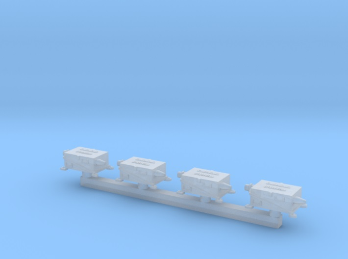 [TJ-Modeles] Accessoires en impression 3D - Echelle H0 Tj-h0417