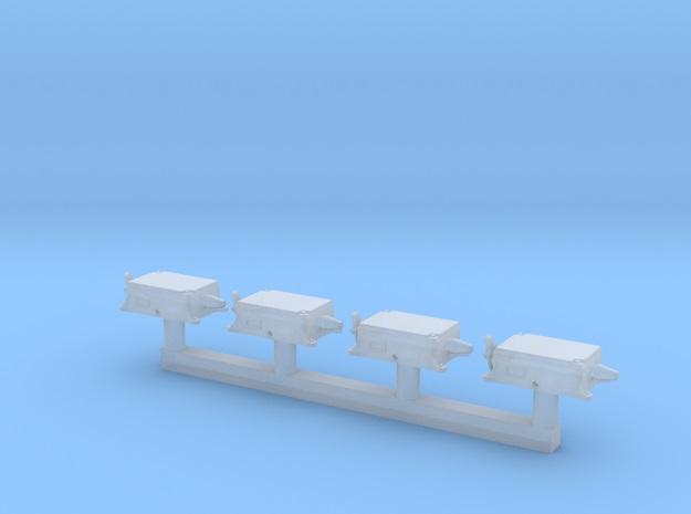 [TJ-Modeles] Accessoires en impression 3D - Echelle H0 Tj-h0418