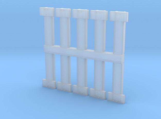 [TJ-Modeles] Accessoires en impression 3D - Echelle H0 Tj-h0421