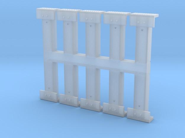 [TJ-Modeles] Accessoires en impression 3D - Echelle H0 Tj-h0422