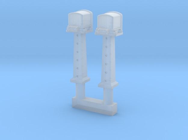 [TJ-Modeles] Accessoires en impression 3D - Echelle H0 Tj-h0424