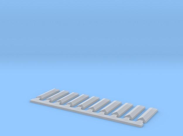[TJ-Modeles] Accessoires en impression 3D - Echelle H0 Tj-h0428