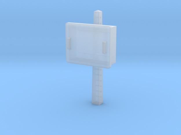 [TJ-Modeles] Accessoires en impression 3D - Echelle H0 Tj-h0430