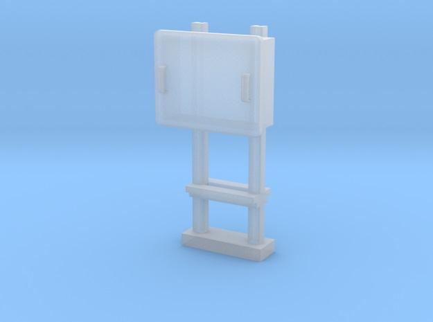 [TJ-Modeles] Accessoires en impression 3D - Echelle H0 Tj-h0431