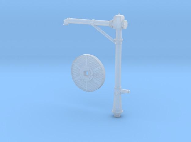 [TJ-Modeles] Accessoires en impression 3D - Echelle H0 Tj-h0432