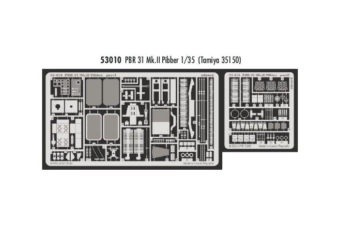 Le PBR de Tamiya au 1/35 Pbr-3110