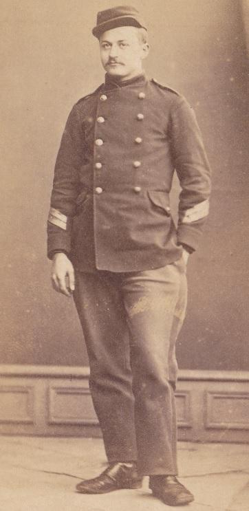 Tenues de l'Infanterie de Marine par la photographie,  1873-1886 (Marsouins) Ph_inf14