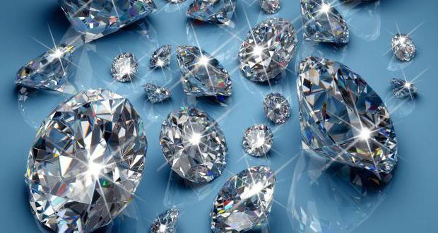 À propos des diamants et autres pierres précieuses 1272
