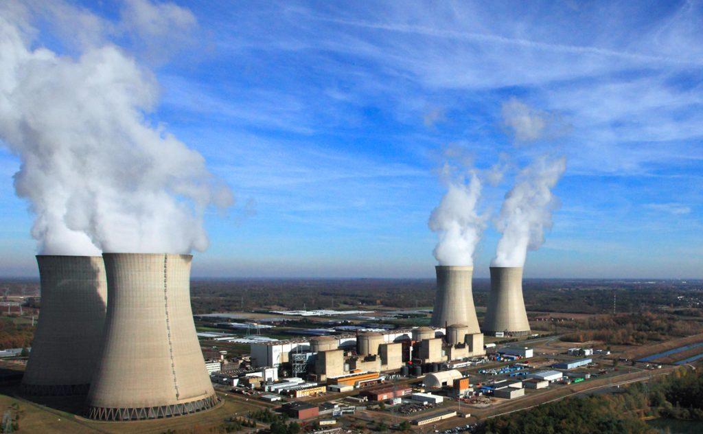 À propos des centrales nucléaires 1288