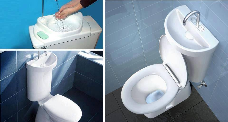 20 % de notre eau potable finit dans les WC ! 1346