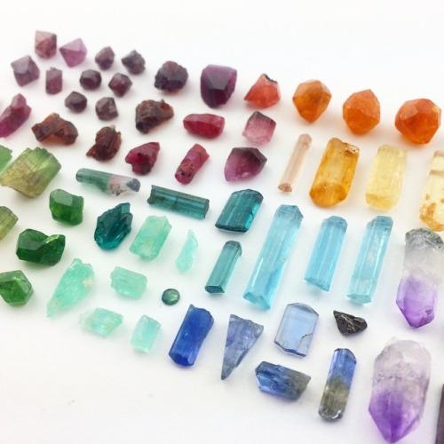 Méthodes de purification et de rechargement des cristaux et des pierres 14280810
