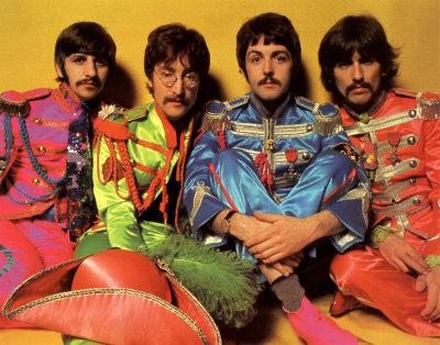 The Beatles 50 aniversario de Sgt Pepper´s Lonely Hearts Sgpepp10