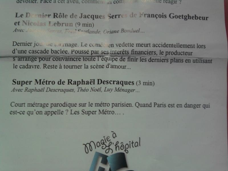 """[Vidéo] """"Les Super Metro"""" avec des Frenchnerdiens (2012) - Page 4 2014-012"""