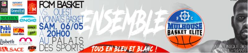 [J.25] FC MULHOUSE - Ouest Lyonnais Basket : 81 - 75 Captur10