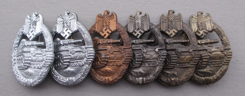 Panzerkampfabzeichen bronze Rodolf SOUVAL Img_6421