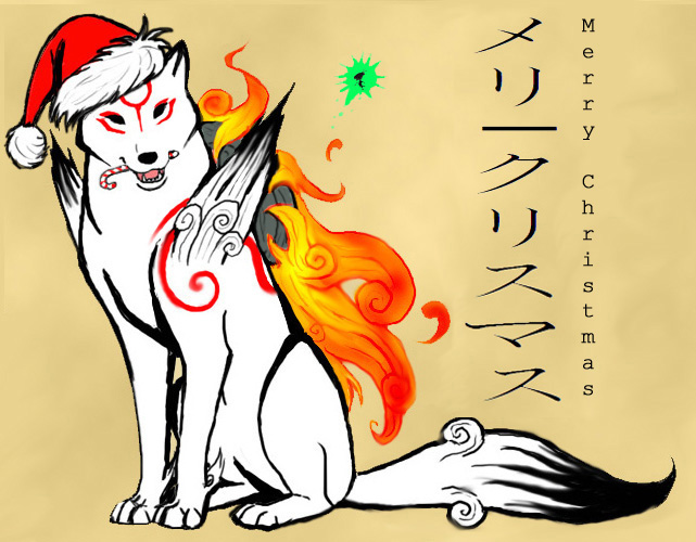Holiday Happenins Okami_12