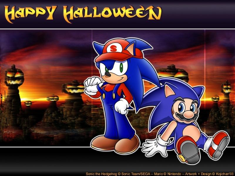Happy Halloween!  Sonica10