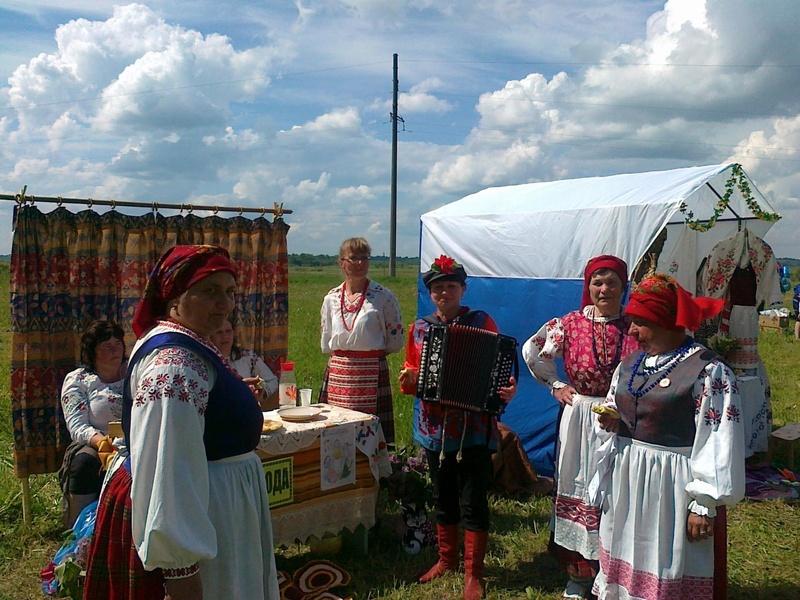 Обряды русской старины 1210