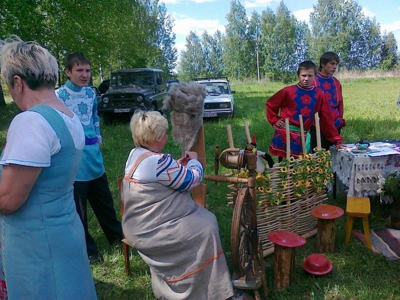 Обряды русской старины 1710