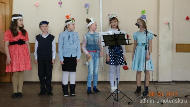 Праздничный концерт «Вы прекрасны, женщины России» 613