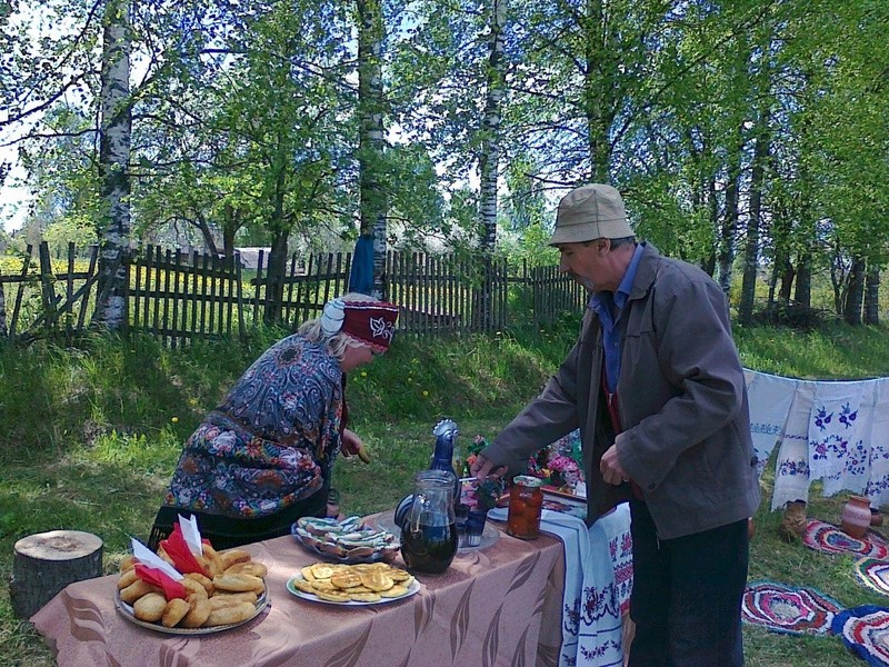 Обряды русской старины 811