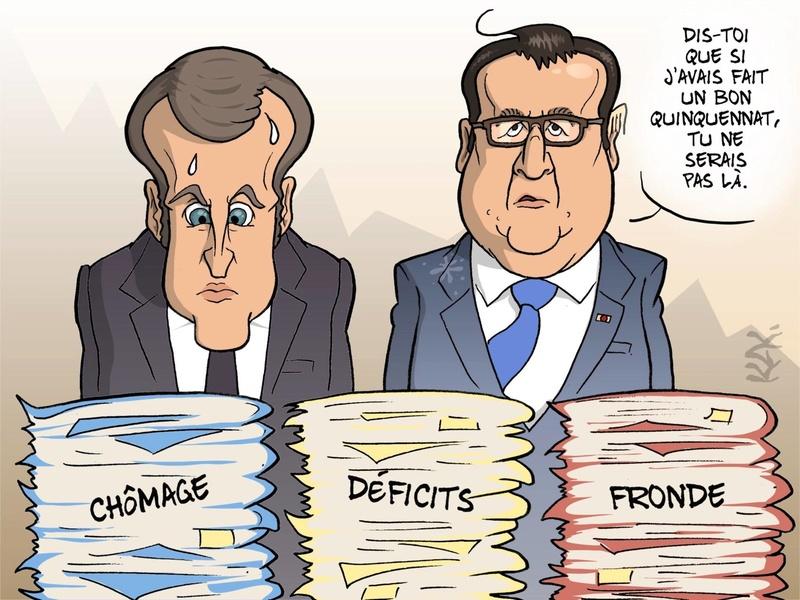 "Macron ""en marche"" ! 18517910"