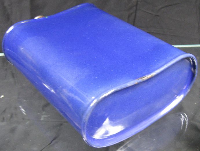 Distinguishing Cobalt Blue Mk VI and Mk VII Water-Bottles 00710