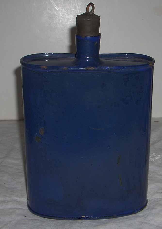 Distinguishing Cobalt Blue Mk VI and Mk VII Water-Bottles 01110