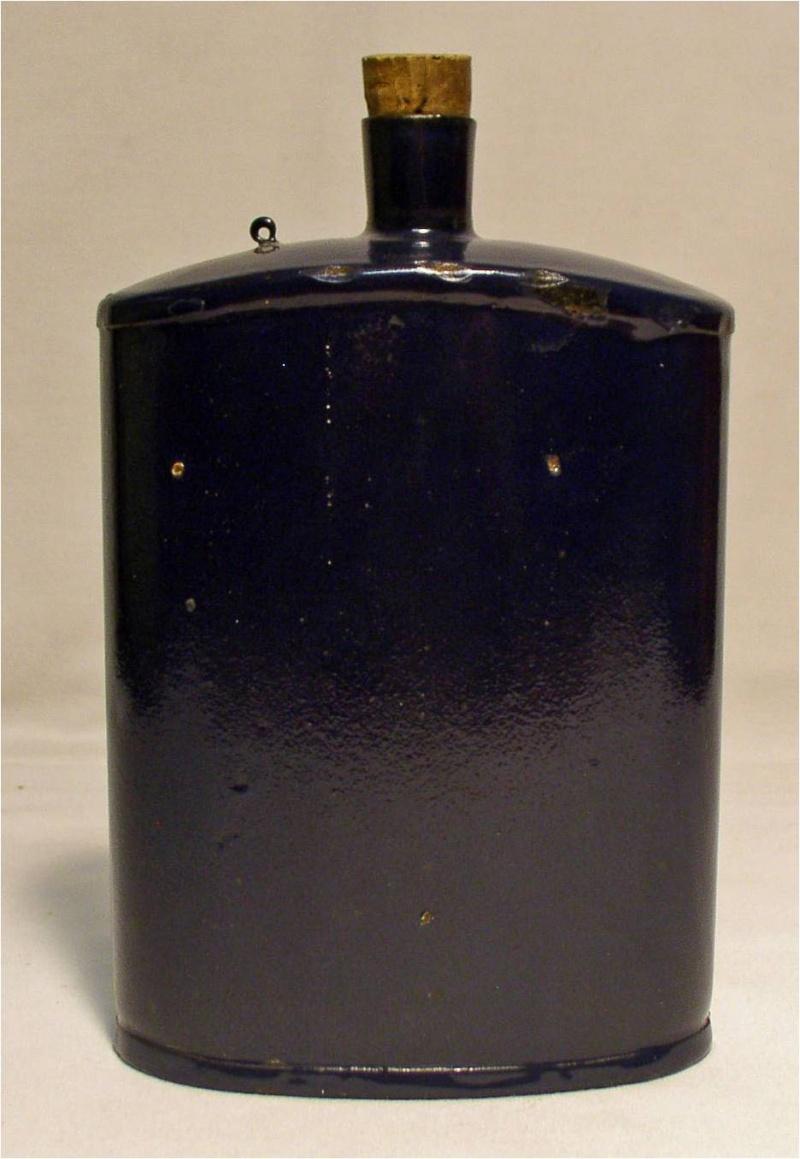 Distinguishing Cobalt Blue Mk VI and Mk VII Water-Bottles 01410