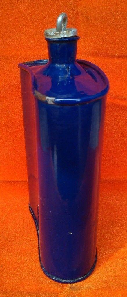 Distinguishing Cobalt Blue Mk VI and Mk VII Water-Bottles 02010