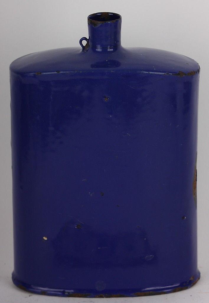 Distinguishing Cobalt Blue Mk VI and Mk VII Water-Bottles 02610