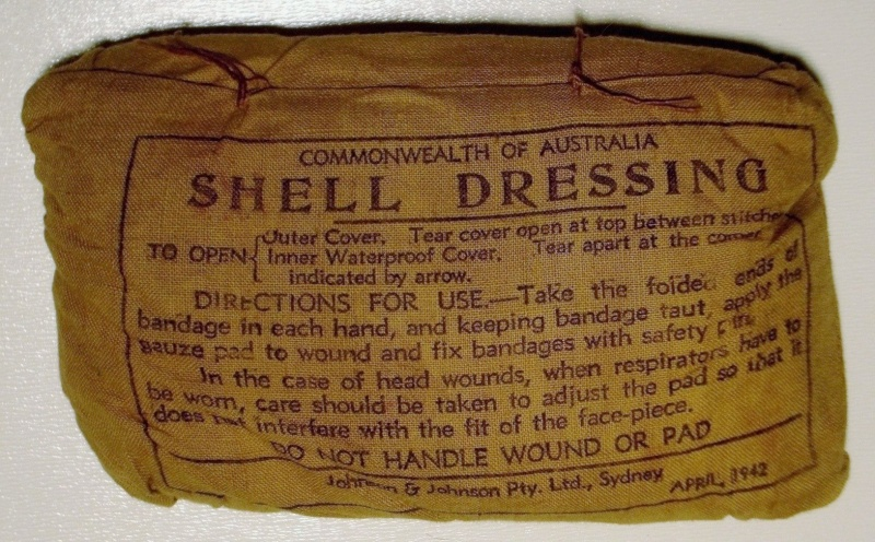 Shell Dressings of the British Empire 1011
