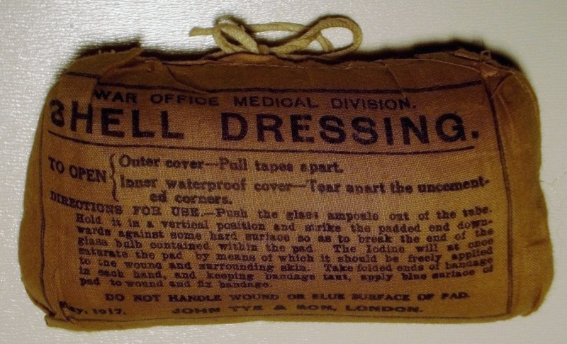 Shell Dressings of the British Empire 111