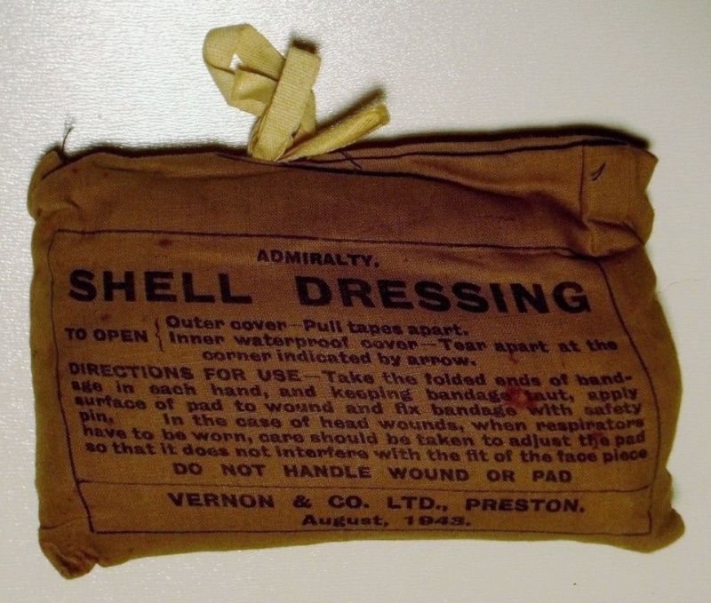 Shell Dressings of the British Empire 1111