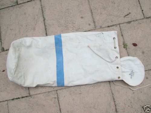 Navy Kit Bag with Artwork 1942_k10