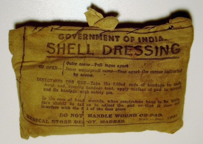 Shell Dressings of the British Empire 611