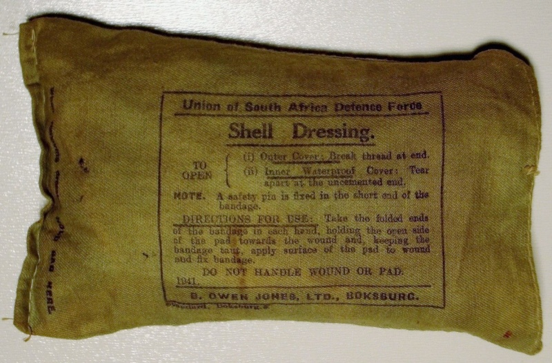 Shell Dressings of the British Empire 711