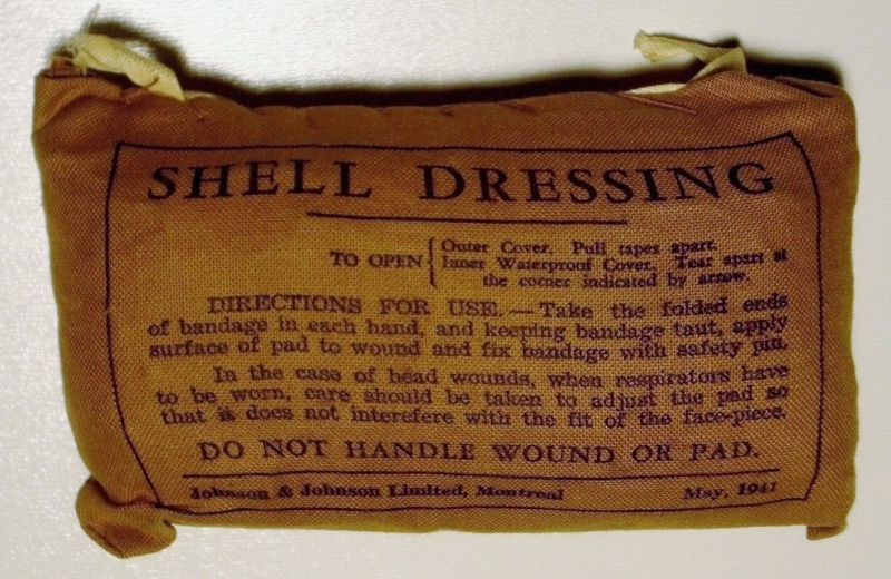 Shell Dressings of the British Empire 911