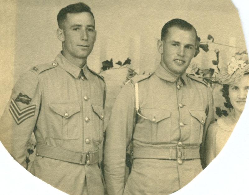 Royal Canadian Regiment Impression (circa 1939) and Canadian Summer Service Dress Canadi11