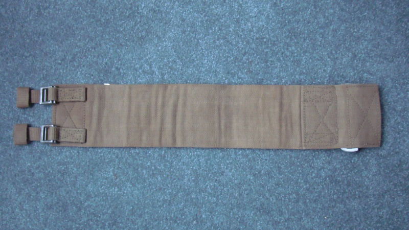 Can anybody identify this 1942 Canadian Parachute/Aircraft Belt? Dsc08310