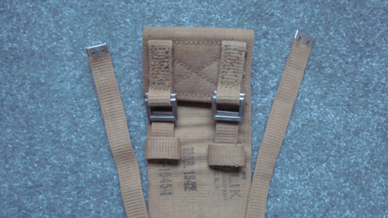 Can anybody identify this 1942 Canadian Parachute/Aircraft Belt? Dsc08312