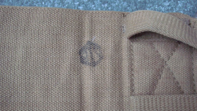 Can anybody identify this 1942 Canadian Parachute/Aircraft Belt? Dsc08315